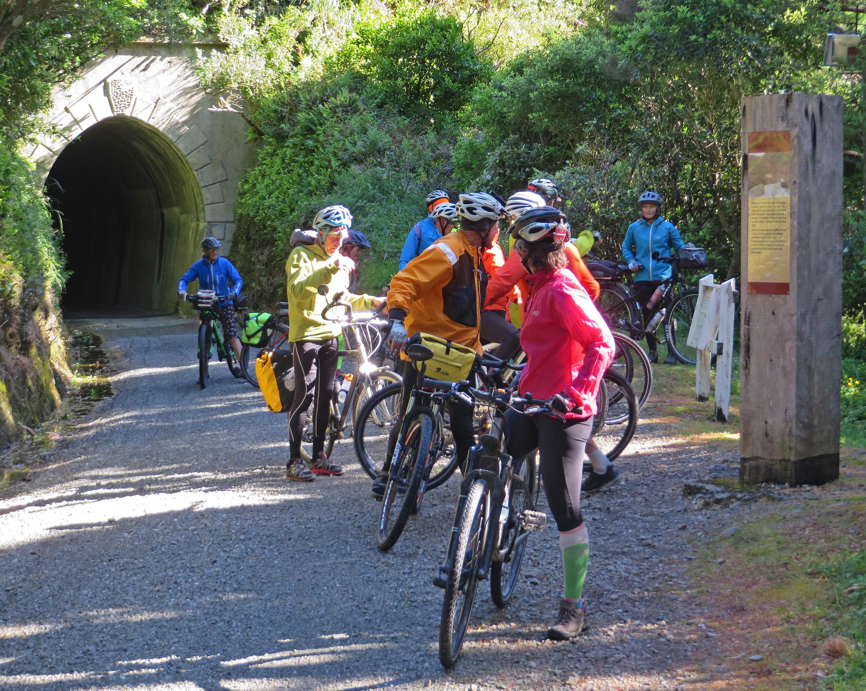 Rail Trail Tunnel